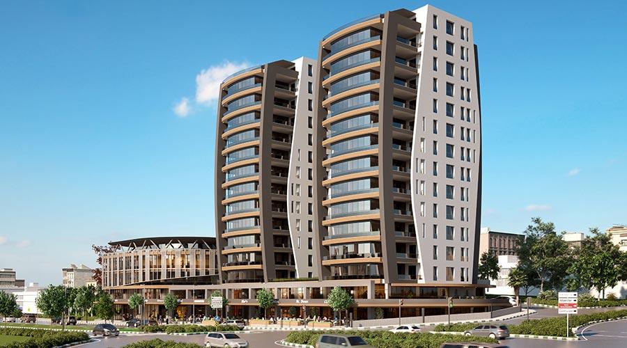 Damas Project D-314 in Bursa - Exterior picture 01