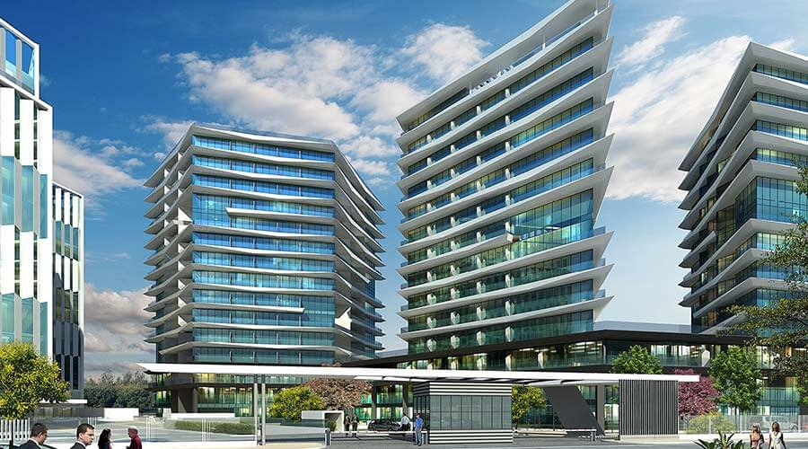 Damas Project D-193 in Istanbul - Exterior picture 01