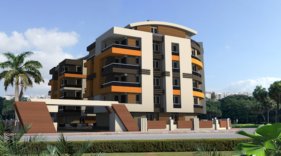 Damas Project D-602 in Antalya - Exterior picture 01