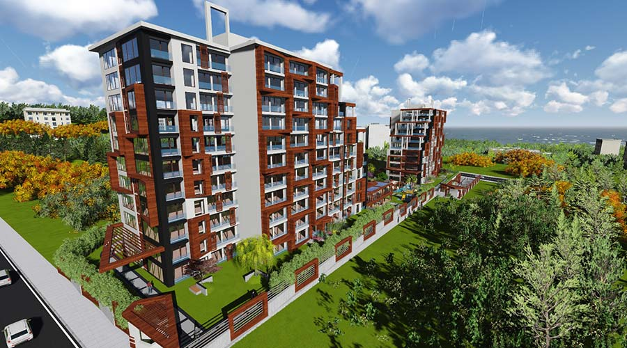 Damas Project D-194 in Istanbul - Exterior picture 01