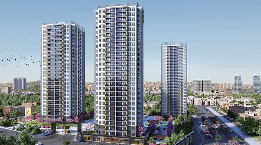 Damas Project D-082 in Istanbul - Exterior picture 01