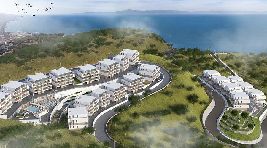 Damas Project D-320 in Bursa - Exterior picture 01