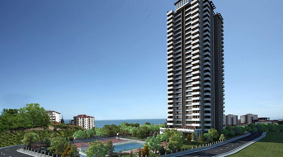 Damas Project D-411 in Trabzon - Exterior picture 01