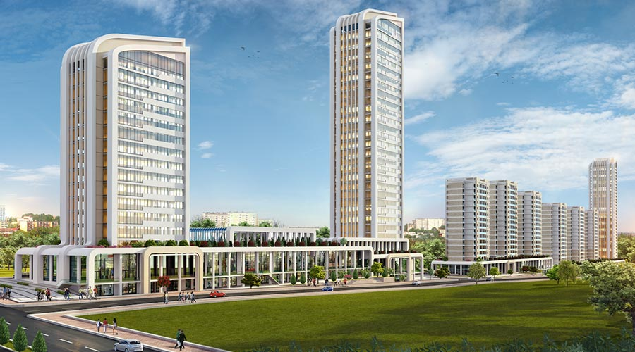 Damas Project D-131 in Istanbul - Exterior picture 01