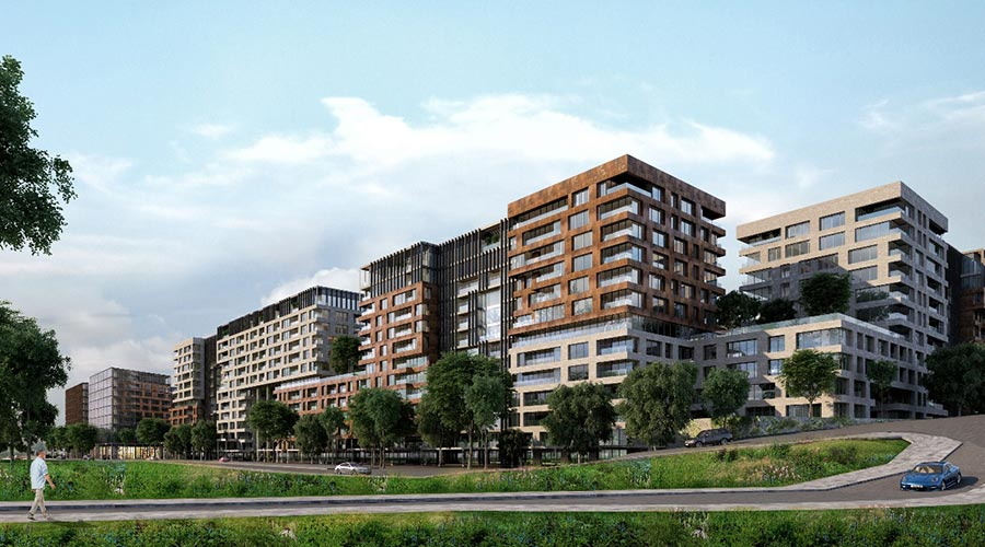Damas Project D-204 in Istanbul - Exterior picture 01