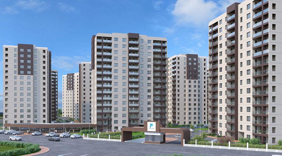 Damas Project D-319 in Bursa - Exterior picture 01