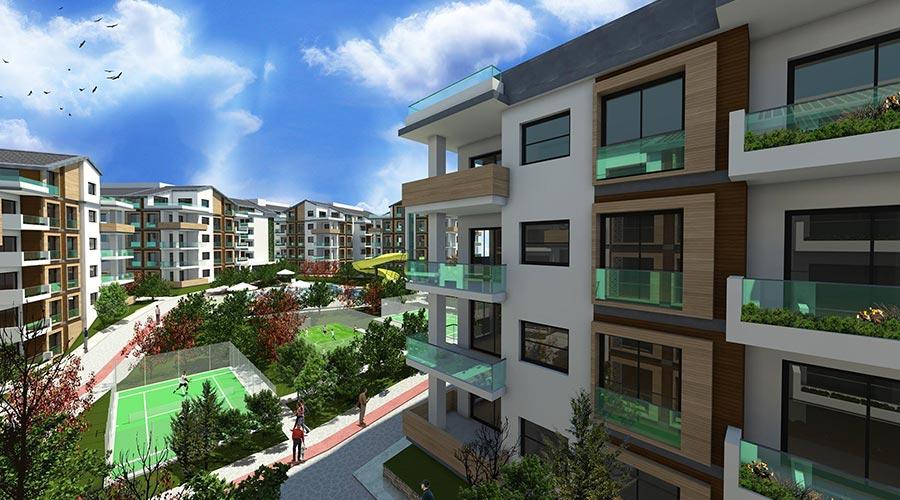 Damas Project D-304 in Bursa - Exterior picture 01