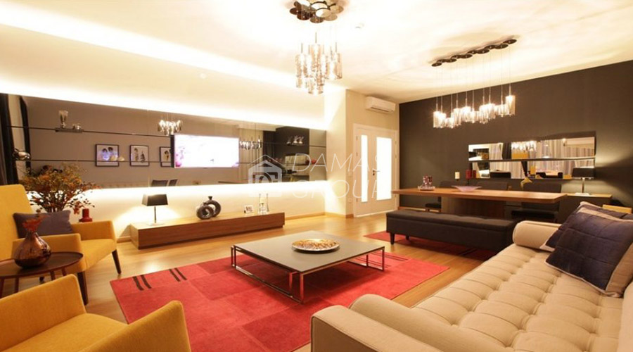 Damas Project D-082 in Istanbul - interior picture 01