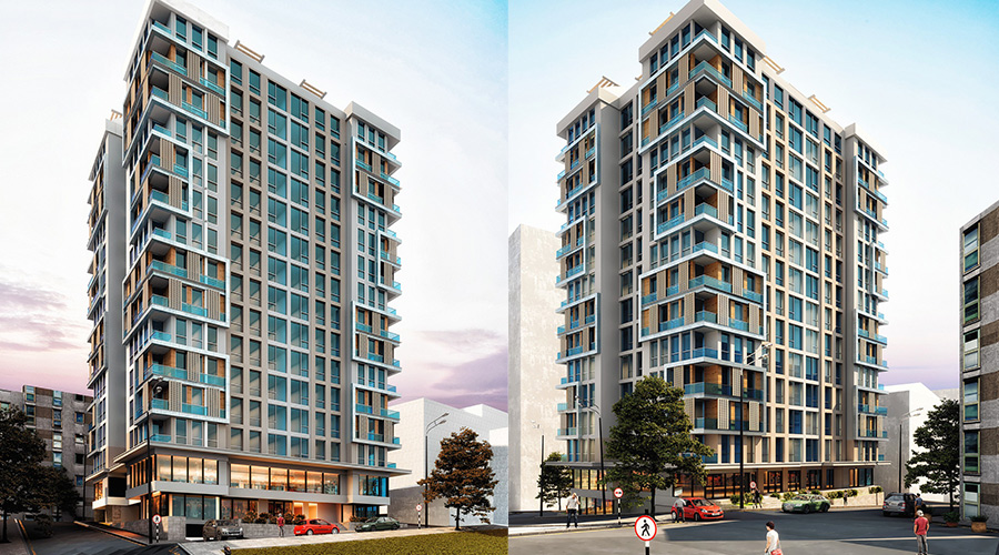 Damas Project D-059 in Istanbul - Exterior picture  01