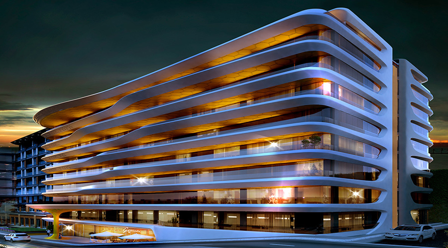 Damas Project D-076 in Istanbul - Exterior picture  01