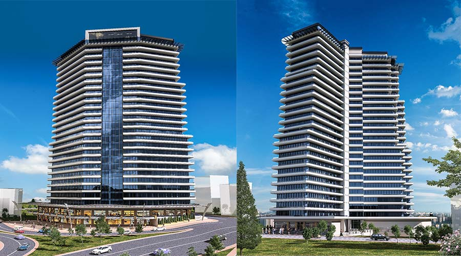 Damas Project D-028 in Istanbul - Exterior picture 01