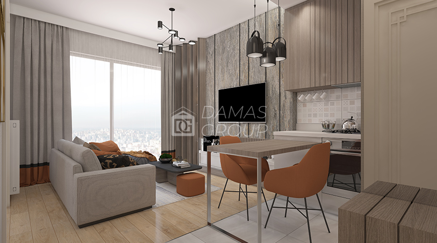 Damas Project D-059 in Istanbul - Interior picture  01