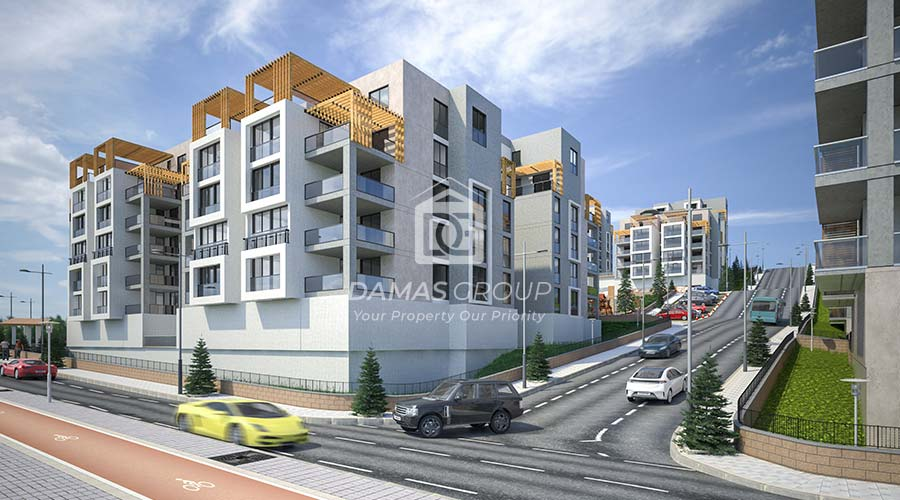 Damas Project D-309 in Bursa - Exterior picture 01