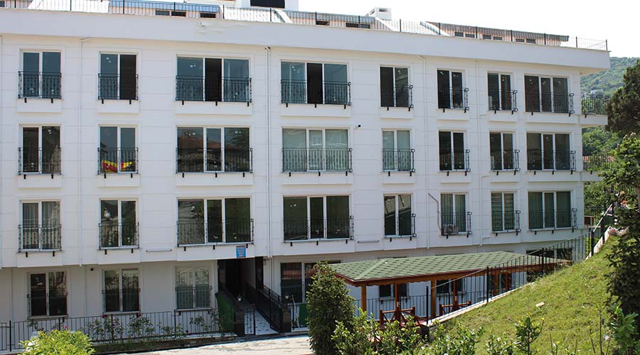 Damas Project D-378 in Yalova - Exterior picture 01