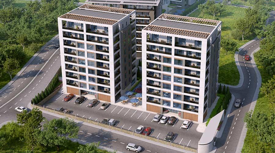 Damas Project D-307 in Bursa - Exterior picture 01