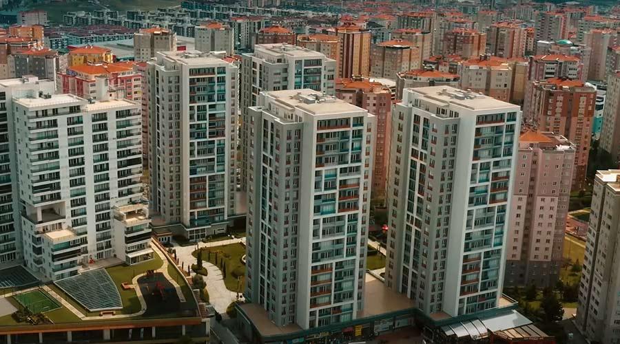 مجمع داماس 189 في اسطنبول  - صورة خارجية 01