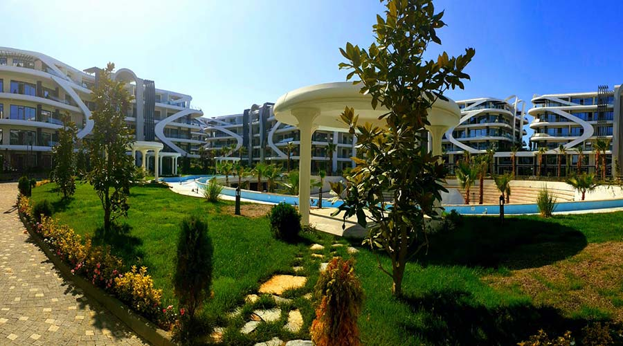 Damas Project D-501 in kocaeli - Exterior picture 01