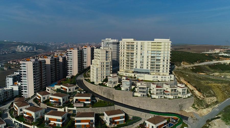 مجمع داماس 050 في اسطنبول  - صورة خارجية 01