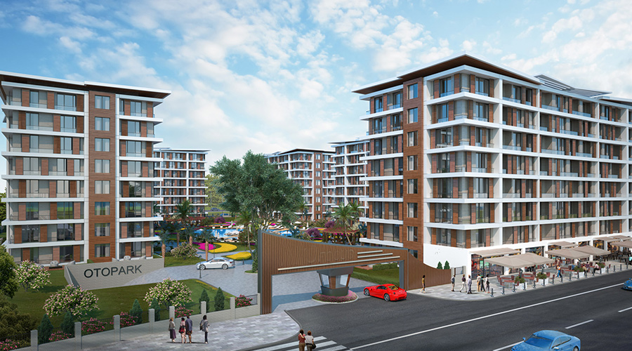 Damas Project D-071 in Istanbul - Exterior picture  01