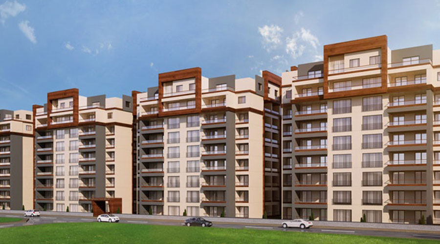 Damas Project D-317 in Bursa - Exterior picture 01