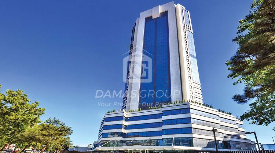 مجمع داماس 183 في اسطنبول  - صورة خارجية  02