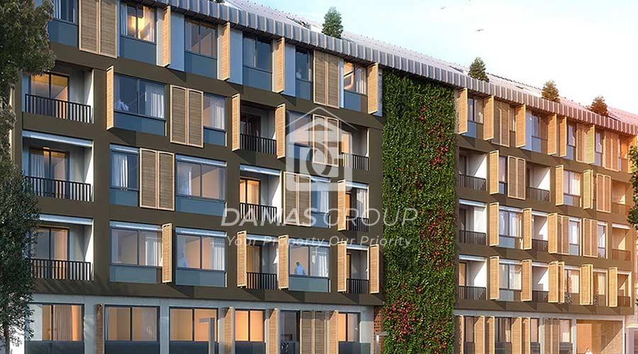 مجمع داماس 006 في اسطنبول  - صورة خارجية 02