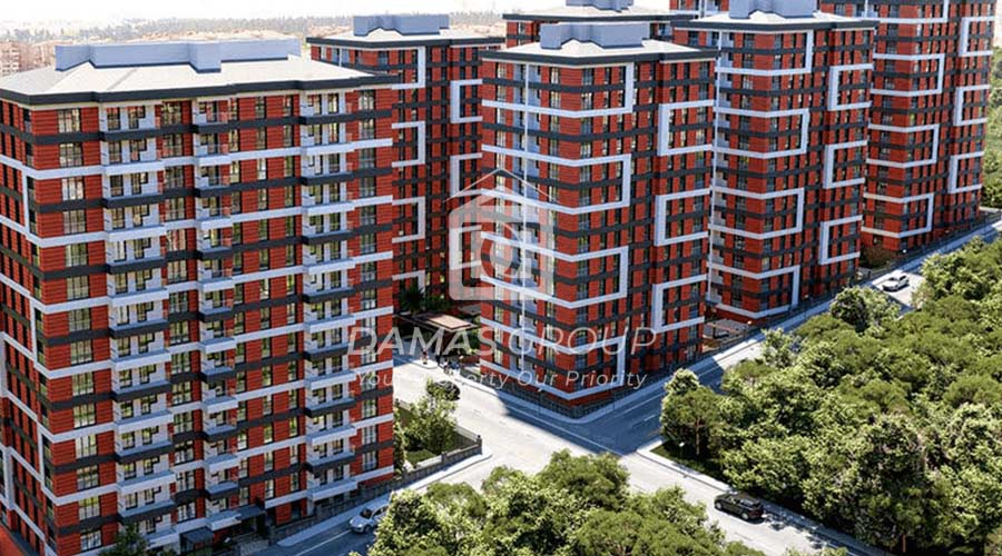 Damas Project D-230 in Istanbul - Exterior picture 02