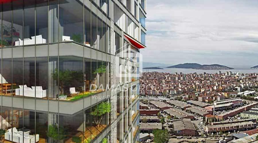 مجمع داماس 280 في اسطنبول  - صورة خارجية  02