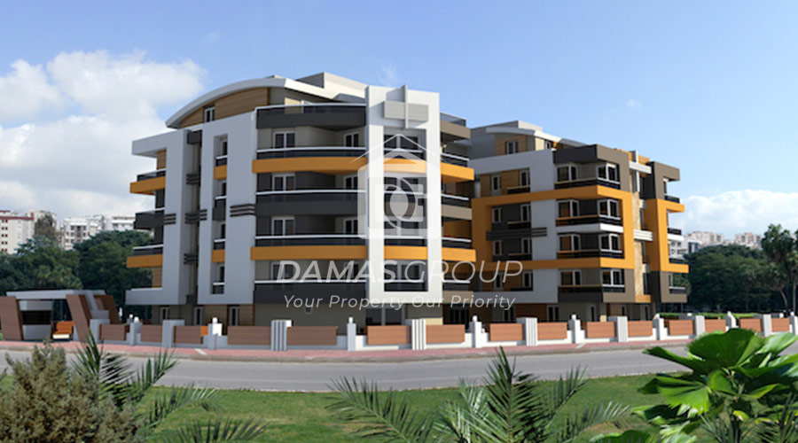 Damas Project D-602 in Antalya - Exterior picture 02