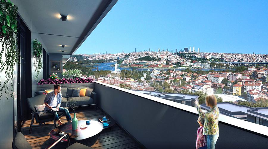 مجمع داماس 066 في اسطنبول  - صورة خارجية 02