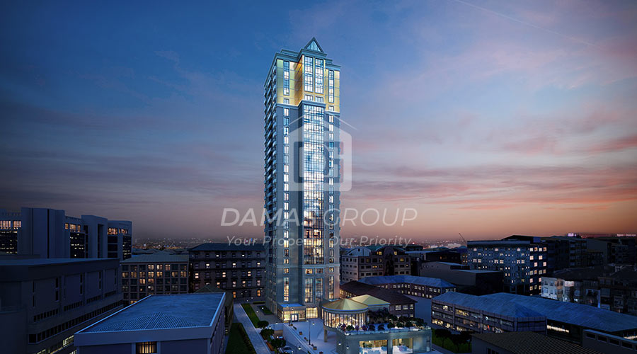Damas Project D-181 in Istanbul - Exterior picture 02