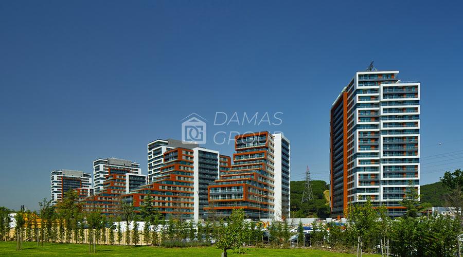مجمع داماس 155 في اسطنبول  - صورة خارجية  02