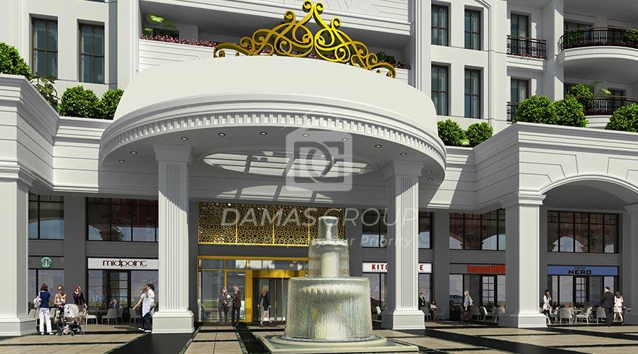 مجمع داماس 174 في اسطنبول  - صورة خارجية  02