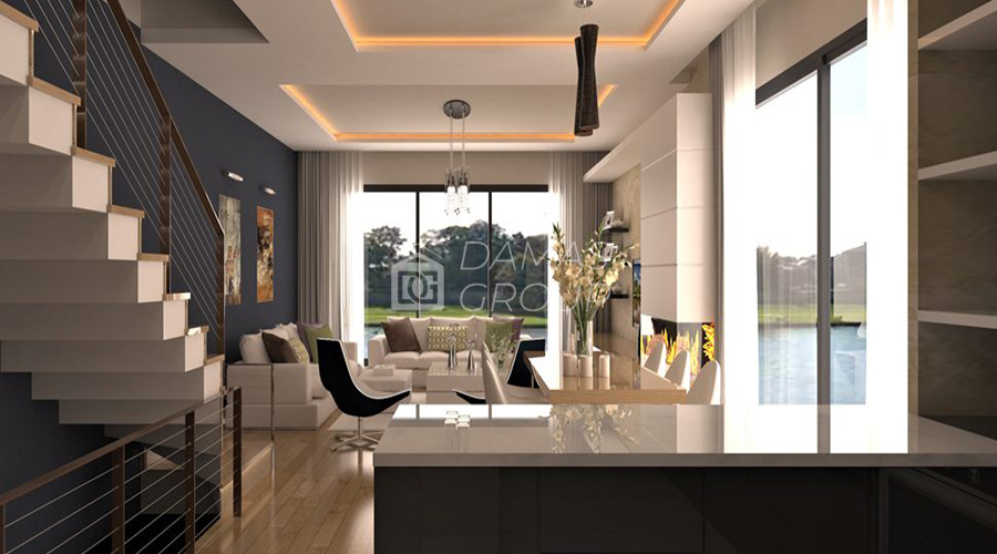 Damas Project D-022 in Istanbul - interior picture 02