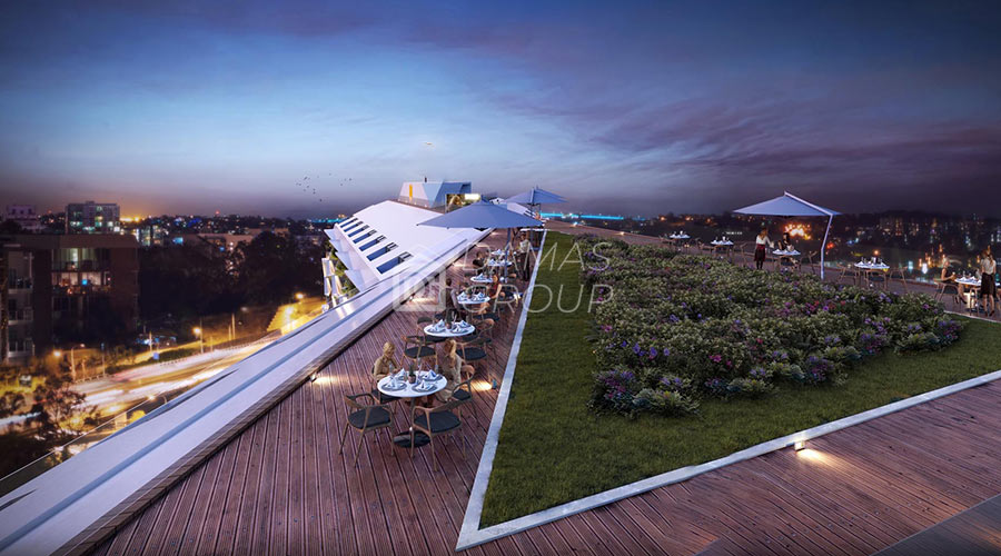 Damas Project D-081 in Istanbul - Exterior picture 02