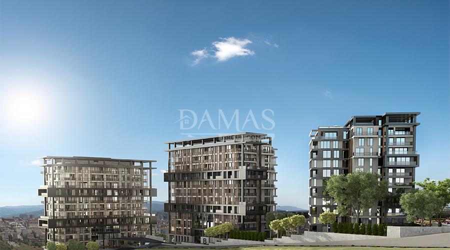 مجمع داماس 300 في اسطنبول  - صورة خارجية 05