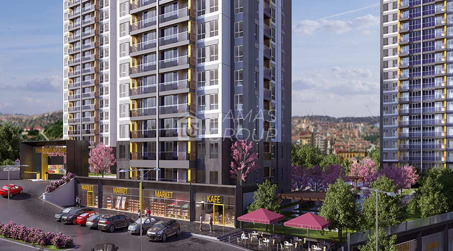 Damas Project D-082 in Istanbul - Exterior picture 02