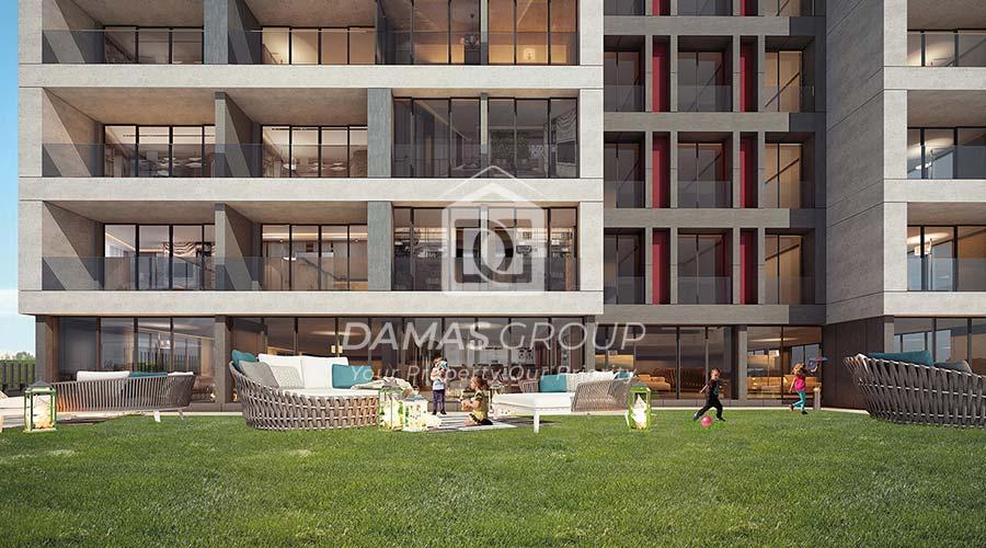 مجمع داماس 252 في اسطنبول  - صورة خارجية  02