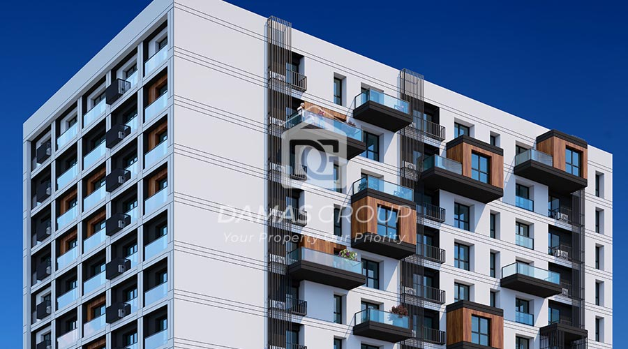 Damas Project D-007 in Istanbul - Exterior picture 02