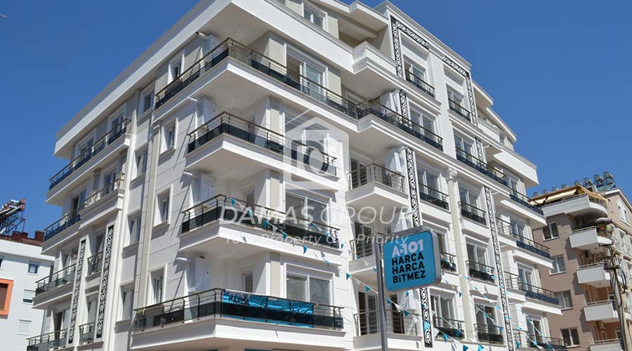 Damas Project D-604 in Antalya - Exterior picture 02