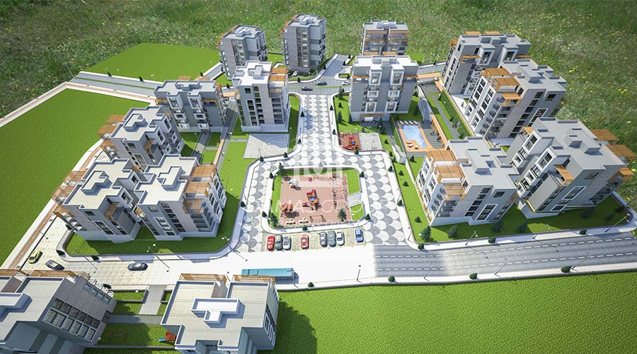 Damas Project D-309 in Bursa - Exterior picture 02