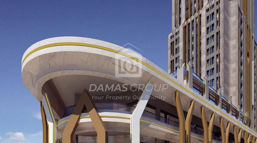 مجمع داماس 202 في اسطنبول  - صورة خارجية  02