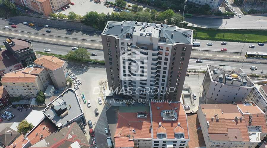 مجمع داماس 084 في اسطنبول - صورة خارجية  02