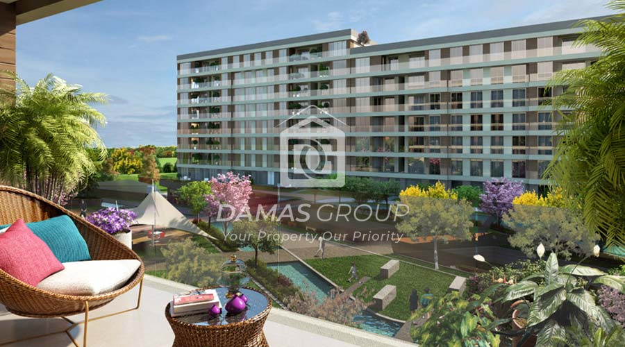 Damas Project D-279 in Istanbul - Exterior picture 02