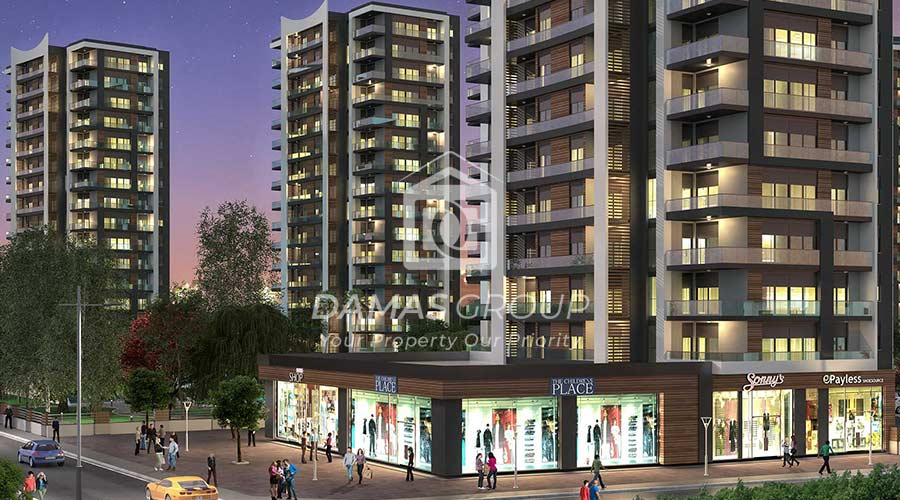 Damas Project D-613 in Antalya - Exterior picture 02