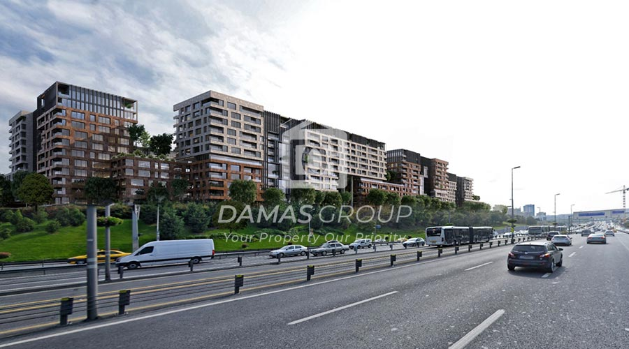 Damas Project D-204 in Istanbul - Exterior picture 02