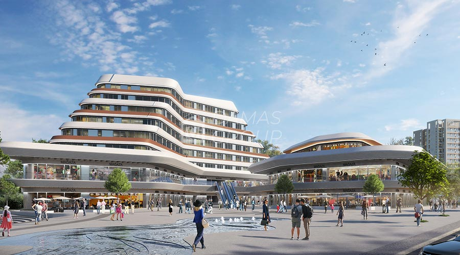 Damas Project D-101 in Istanbul - Exterior picture 02