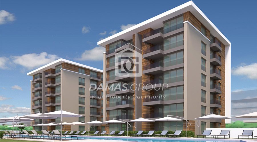 Damas Project D-608 in Antalya - Exterior picture 02