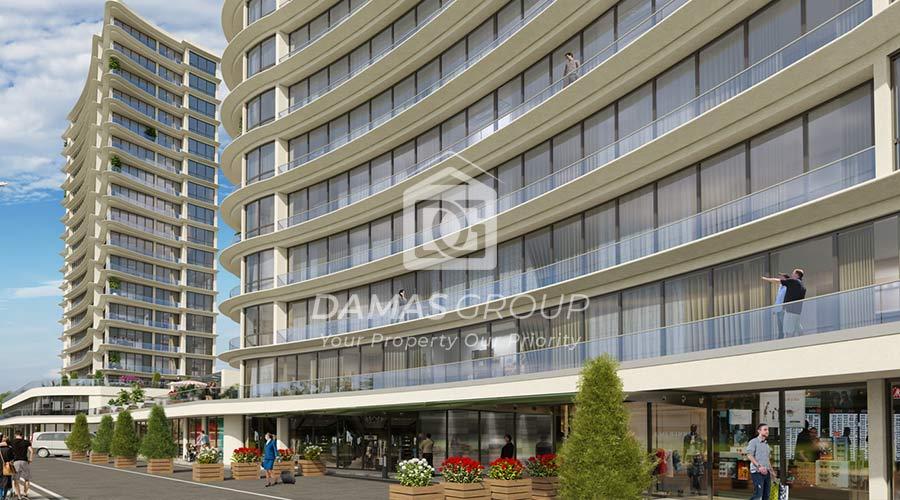 مجمع داماس 196 في اسطنبول  - صورة خارجية  02