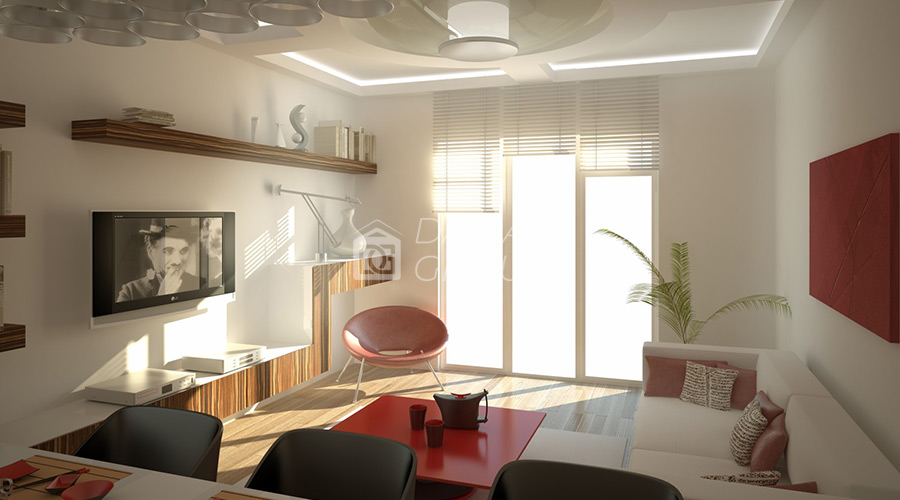 Damas Project D-072 in Istanbul - interior picture 02